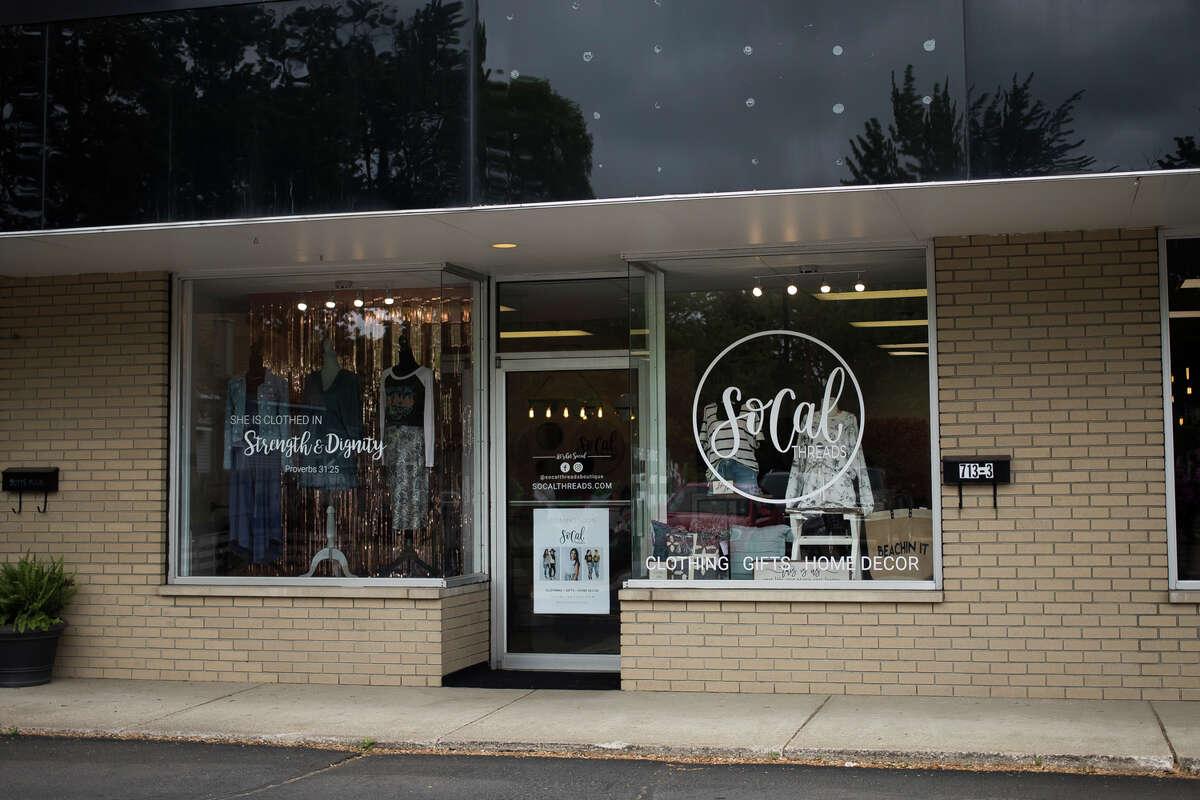 SoCal Threads Boutique will open on Saturday, June 5, 2021 at 713 Ashman St., Suite 3 in Midland. (Katy Kildee/kkildee@mdn.net)