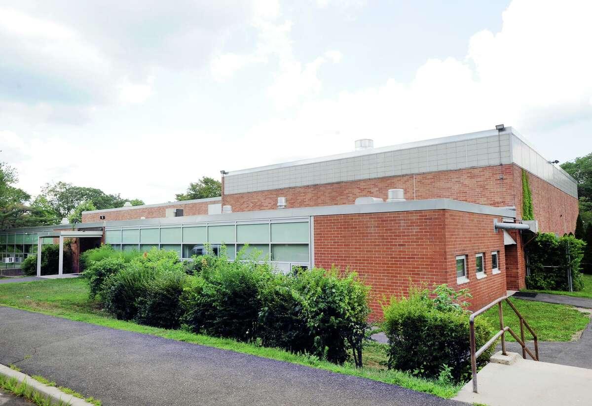 Western Middle School in Greenwich, Conn. Wednesday, July 11, 2018.