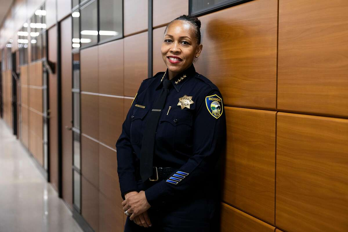 Richmond Police Chief Bisa French, the only Black female police chief in the state, worries that proposed cuts to her department would mean the loss of 35 officers and set the police up for failure.