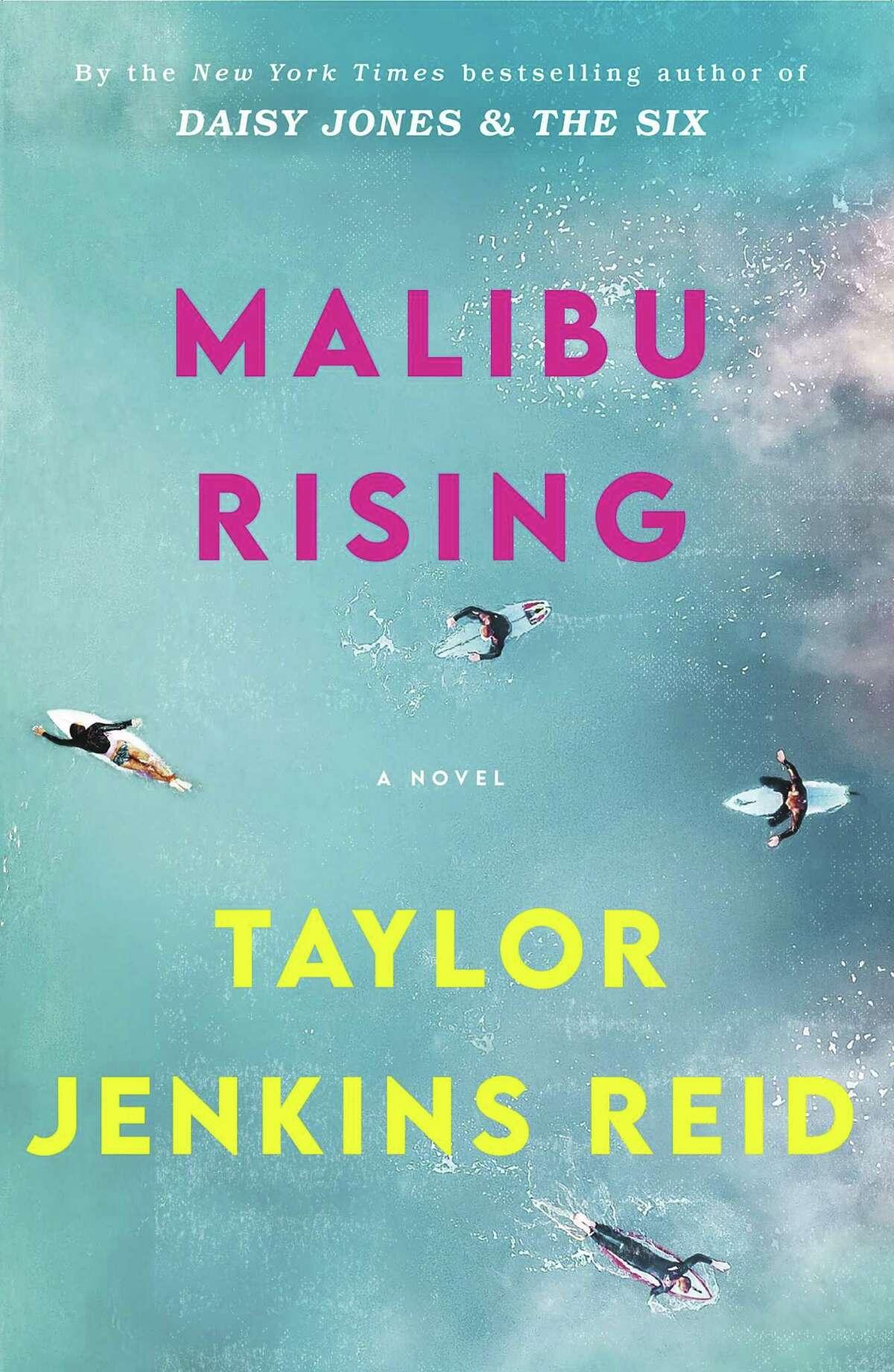 """Malibu Rising"" is Taylor Jenkins Reid's latest novel."