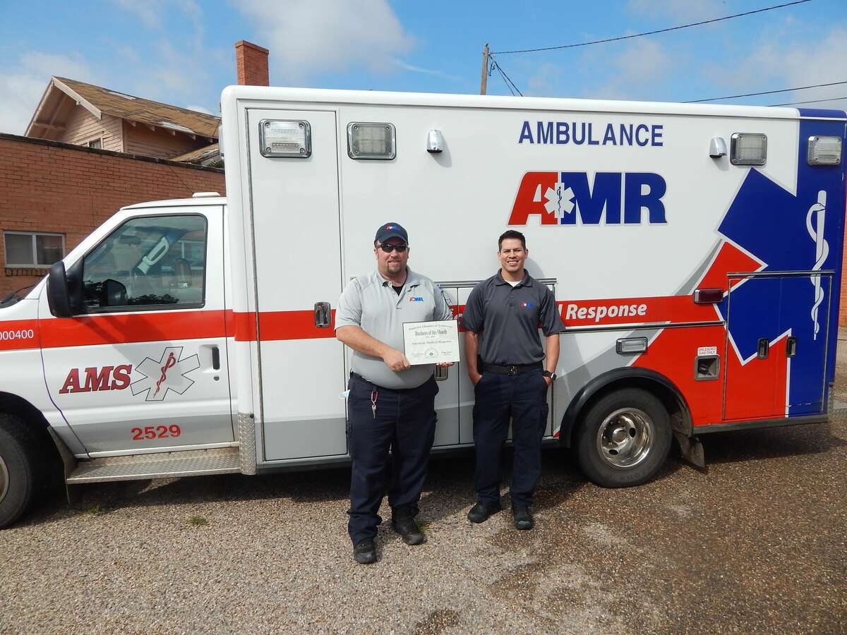 AMR was named the Business of the Month for May 2021.