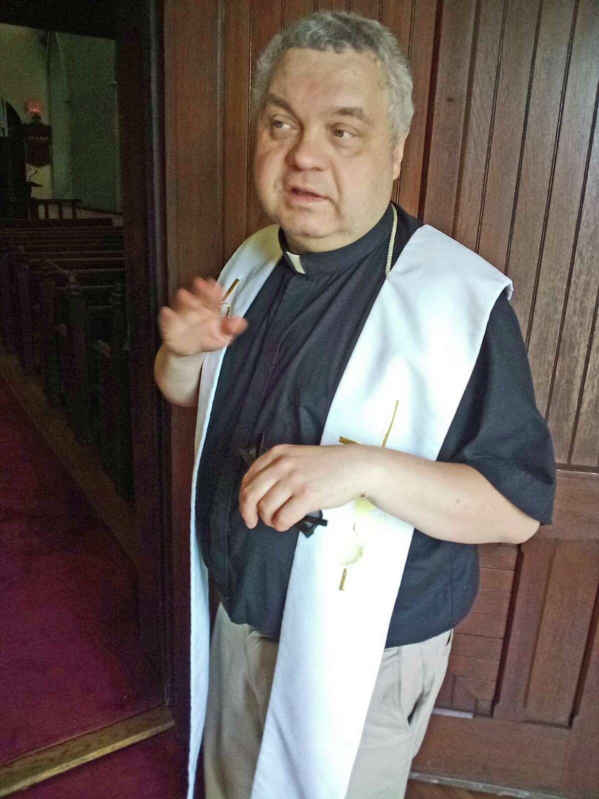 The Rev. Alex Gorecki.