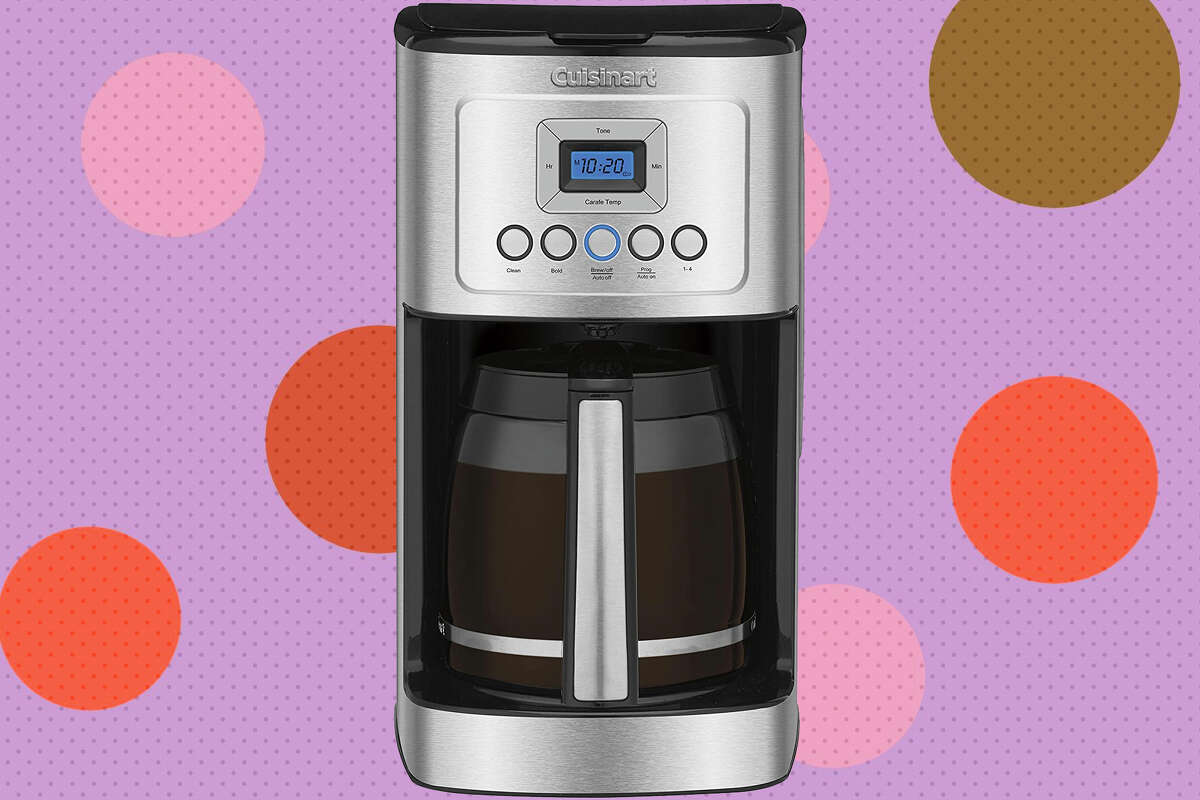 Cuisinart DCC-1200 Brew Central 12-Cup Programmable Coffeemaker for $49.99