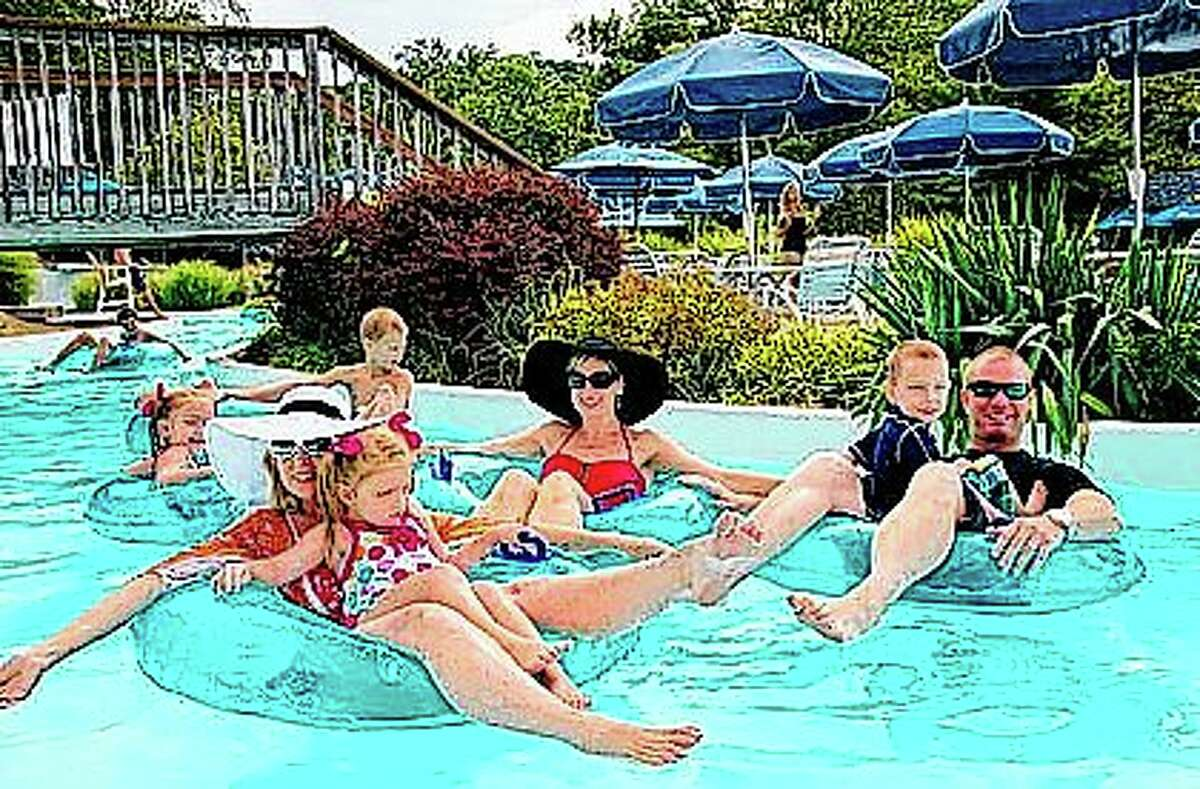 Raging Rivers Waterpark in Grafton opens Saturday with new owners, 30 new cabanas, new menus, new entertainment in June and new teen nights in July.