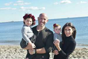 Ashley Langer, her husband and two children, were among the hundreds of new people to move to Fairfield in 2020.