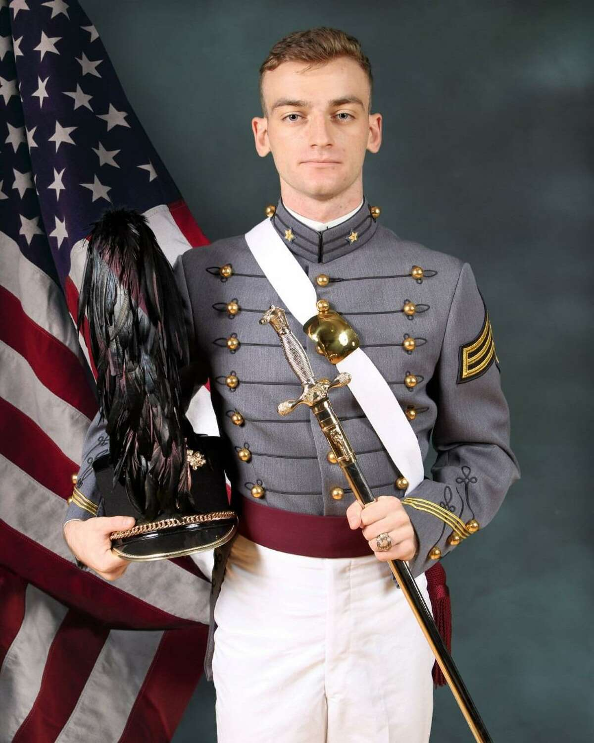 Cadet Joseph S. Waldron, who is the son of Brian, and Christine Waldron of Danbury, recently graduated from the U.S. Military Academy, West Point, on Saturday, May 22.