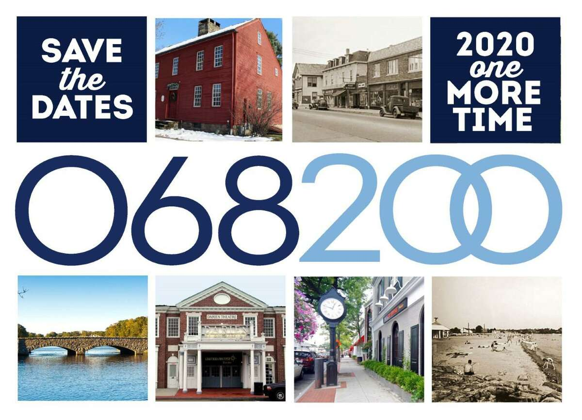 Darien residents will soon celebrate the town's 200th birthday, albeit one year late due to the pandemic. Numerous events are planned, beginning on June 4, 2021.