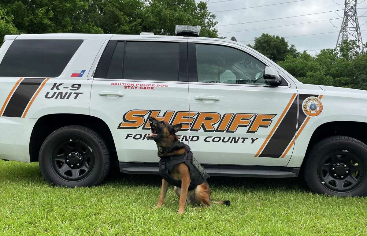 Fort Bend County Sheriff's Office K-9 Officer Duco has retired after 4 1/2 years of duty to the department.