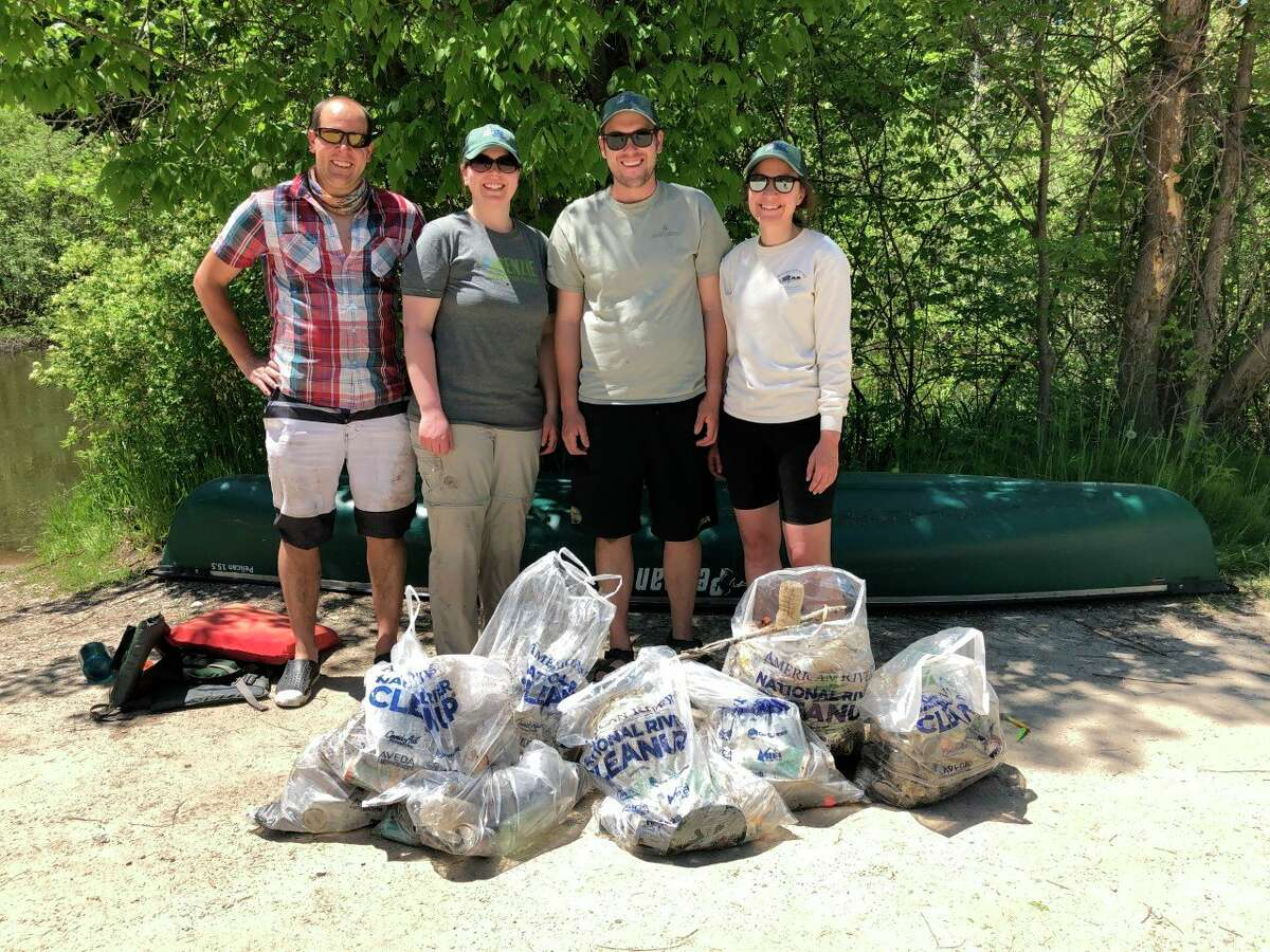 Volunteers will once again be able to help the Benzie Conservation District clean up the Betsie River during theninth annual Betsie River Clean Sweep. (Courtesy Photo)