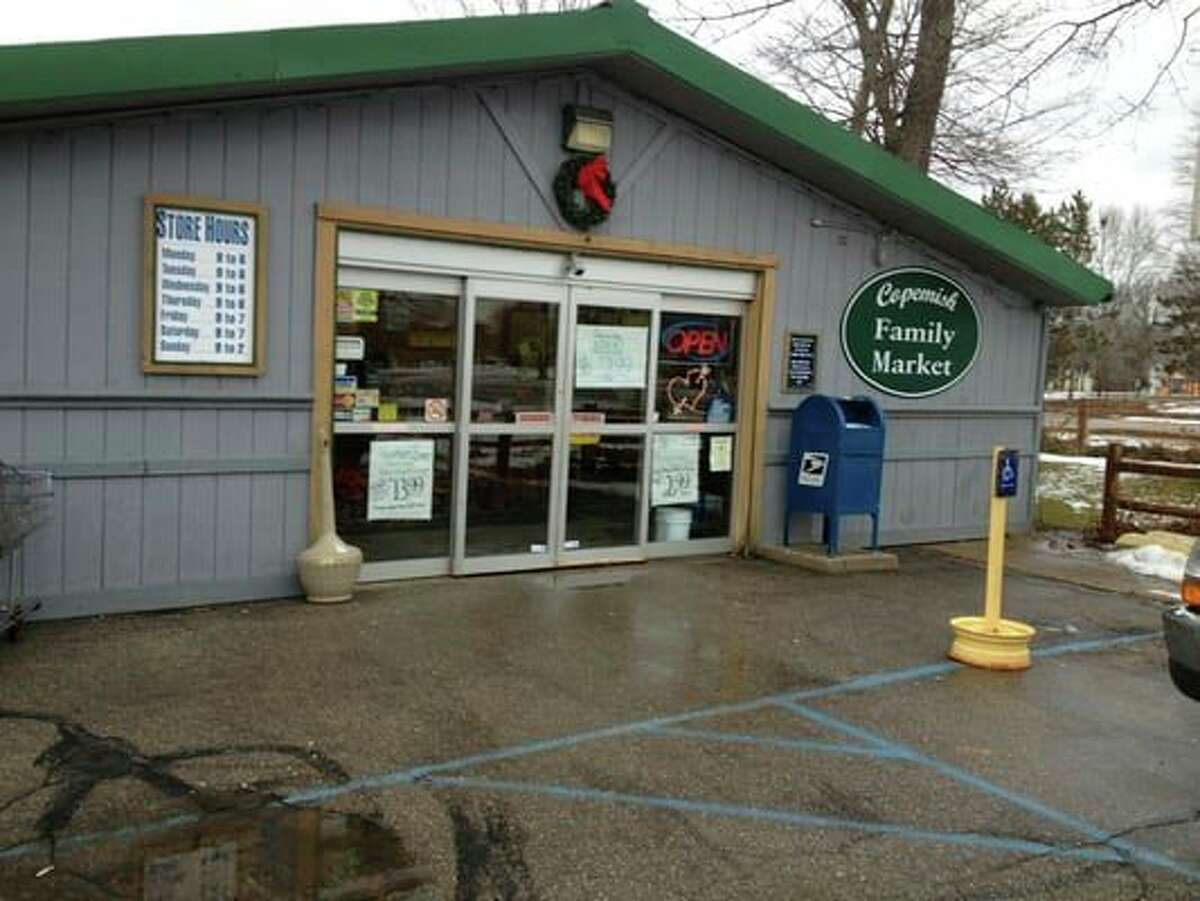 After 40 years, the Copemish Family Market has closed, but the owners of the business are searching for somebody to purchase the business. (Courtesy Photo)