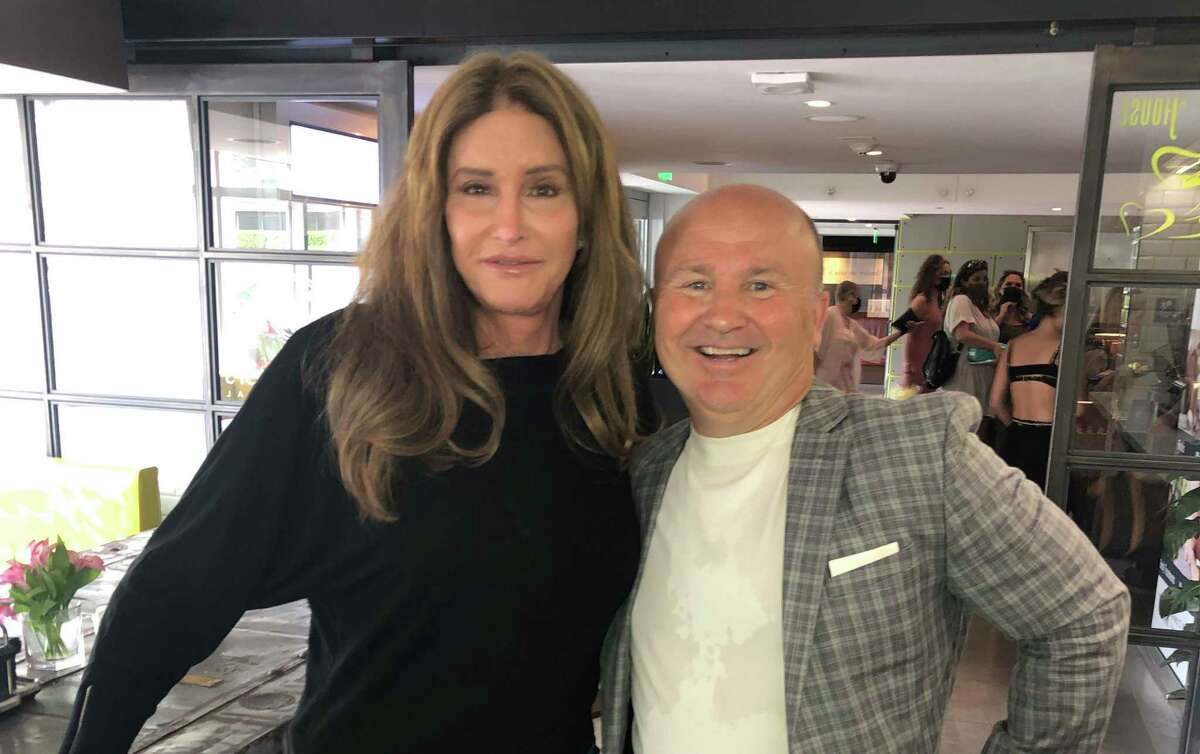 """Olympic gold medal-winning decathlete and TV personality Caitlyn Jenner was seen dining at Tony's at the JHouse in Riverside on May 23. Jenner appeared on """"CBS This Morning"""" last week with co-host Anthony Mason, where she talked about her run as a Republican for governor of California. Read more."""