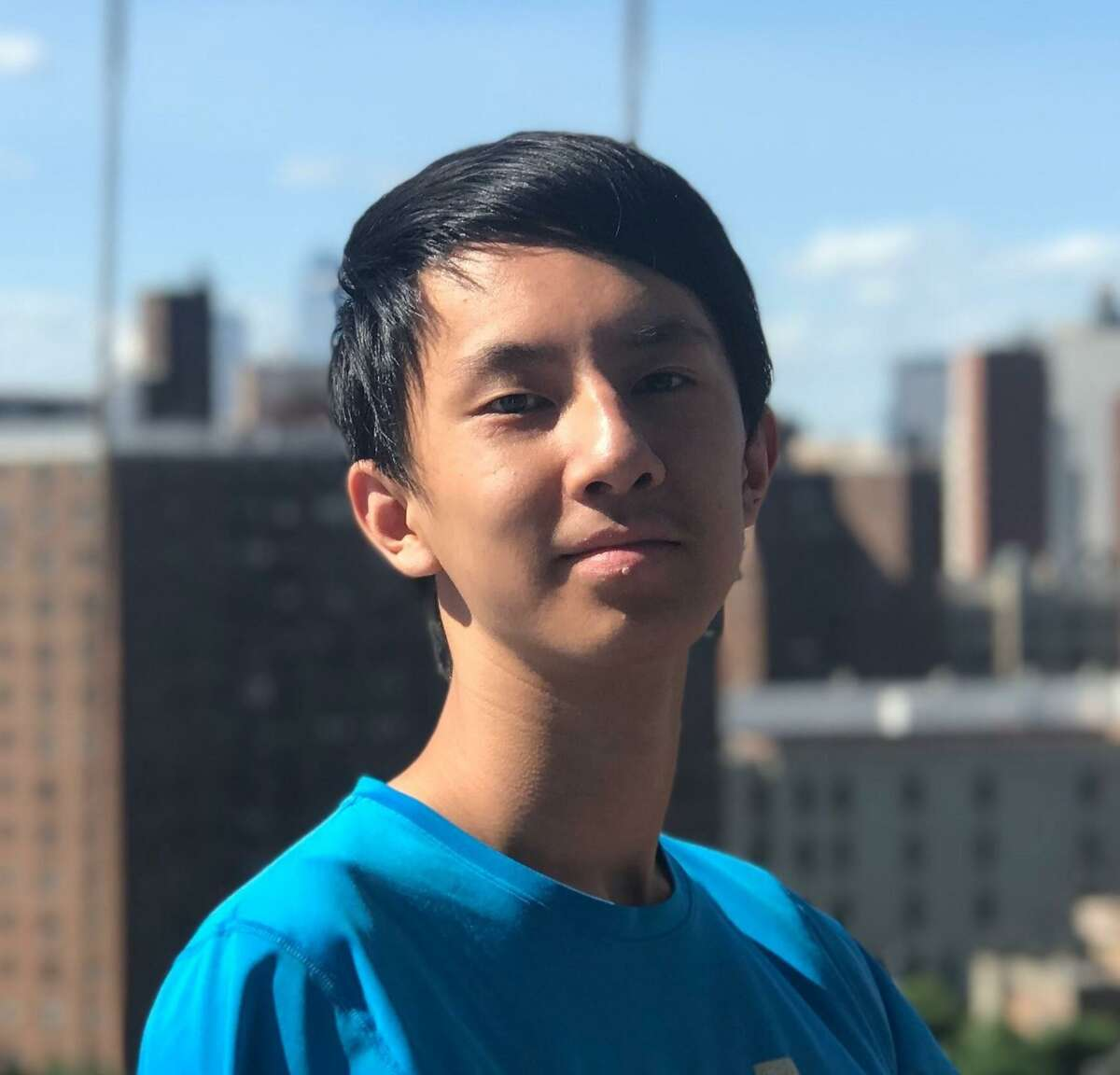Derek Jiang is the valedictorian for Austin High School for the 2020-21 school year.