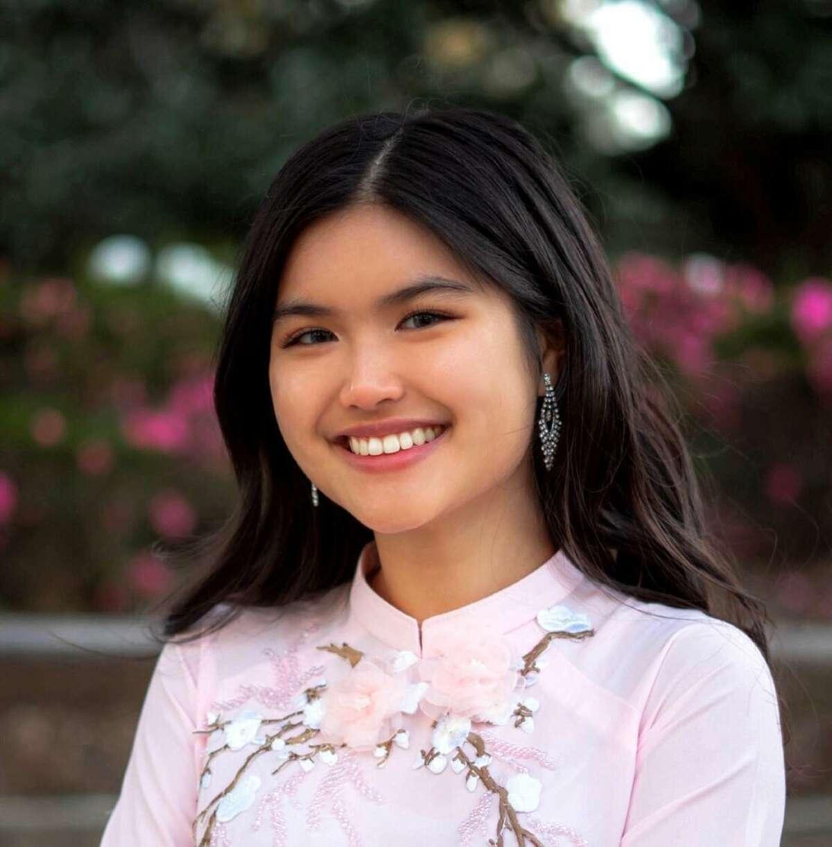 Jennifer Nguyen is the Bush High School valedictorian for the 2020-21 school year.