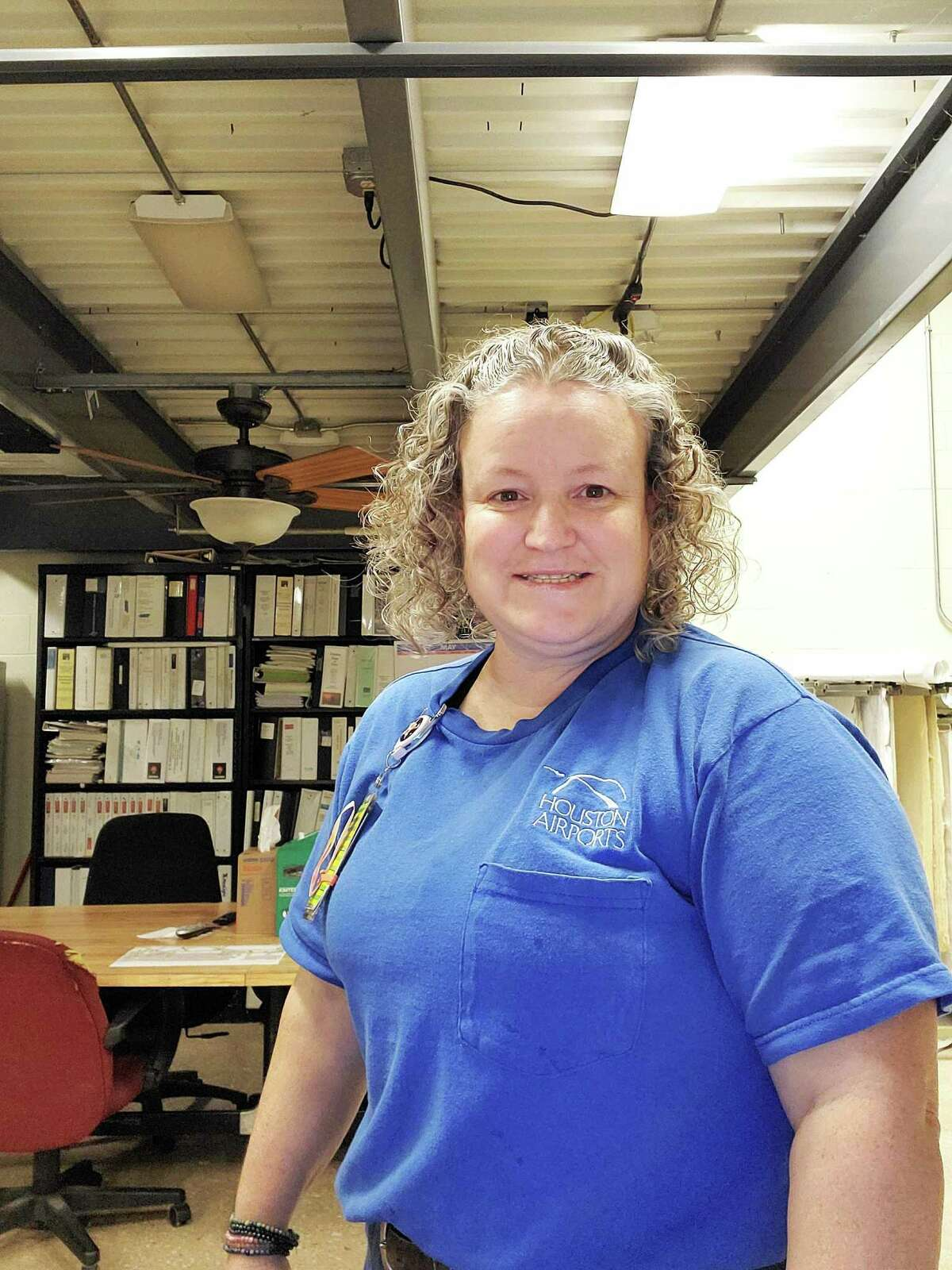 Bobbie Taylor completed her associate degree in architecture at the Lone Star College-North Harris with the hopes of moving up in her job now with a degree in her hand. She accomplished the task while still holding down a full-time job and working a rotating shift.
