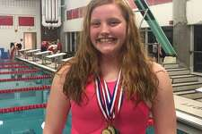 Lauren Walsh from Shelton will compete for a spot on the U.S. Olympic swim team in Omaha, N.E.