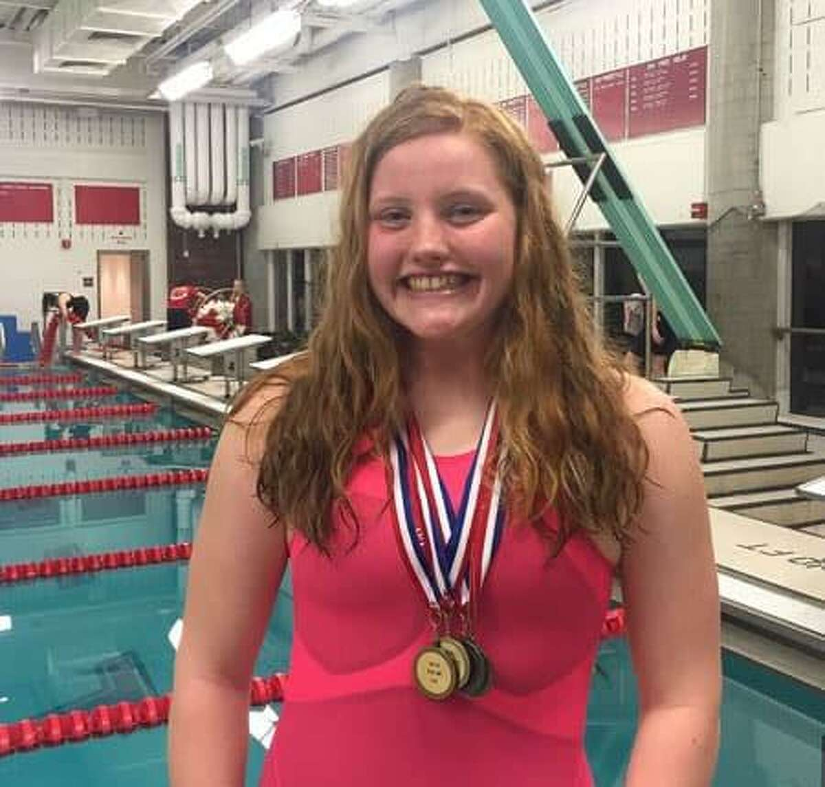 Trumbull High's Lauren Walsh will compete for a spot on the U.S. Olympic swim team in Omaha, N.E.