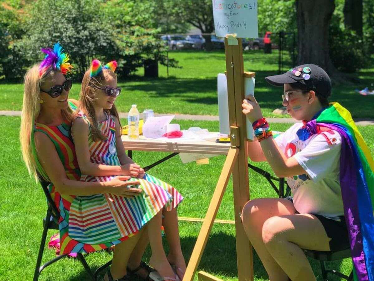 Following its inaugural program in summer 2019, Ridgefield CT Pride announced it will hold its second Pride in the Park event on Saturday, June 26 from noon to 3 p.m. at Ballard Park.