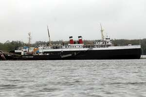 The S.S. City of Milwaukee, a car ferry dating back to 1931, is one interesting historic location to visit in Manistee. (File photo)