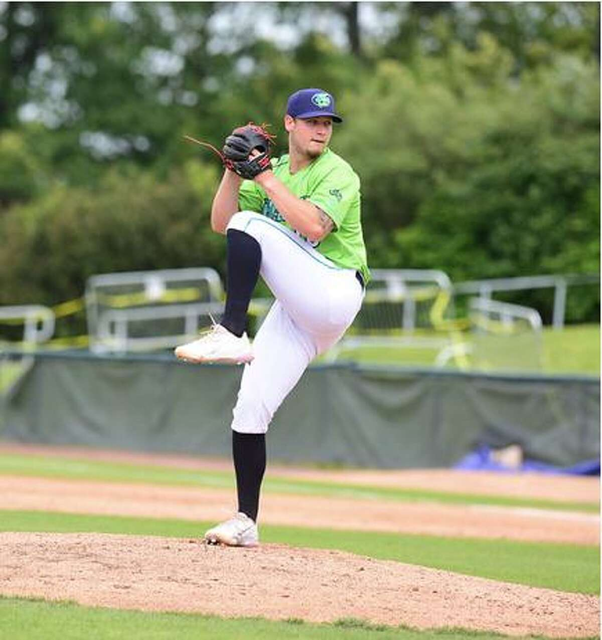 Wallingford's Zach Hart began his first season at Single-A Lynchburg with 12 1/3 scoreless innings out of the bullpen.