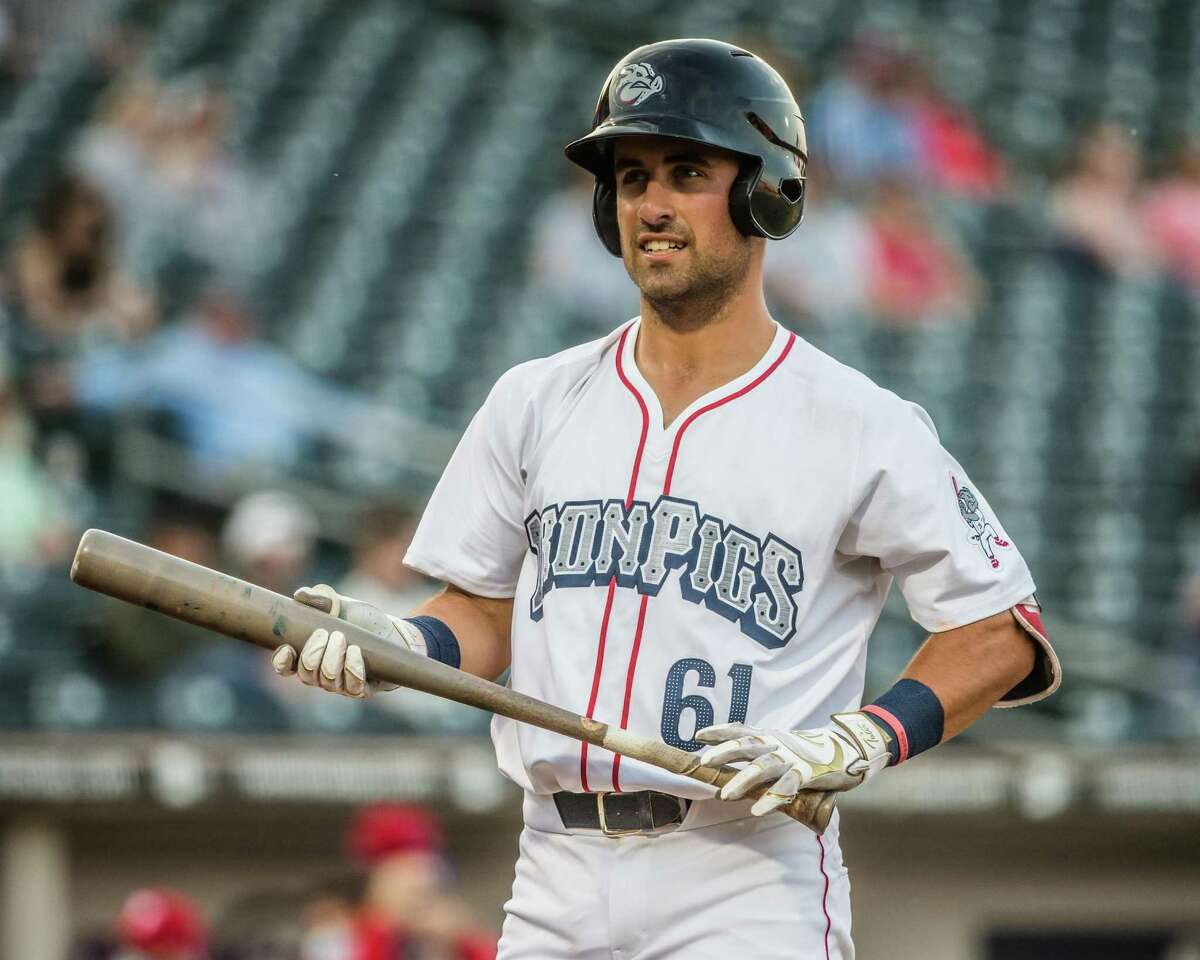 Wallingford's Sal Gozzo is up at Triple-A in just his second season as a pro.