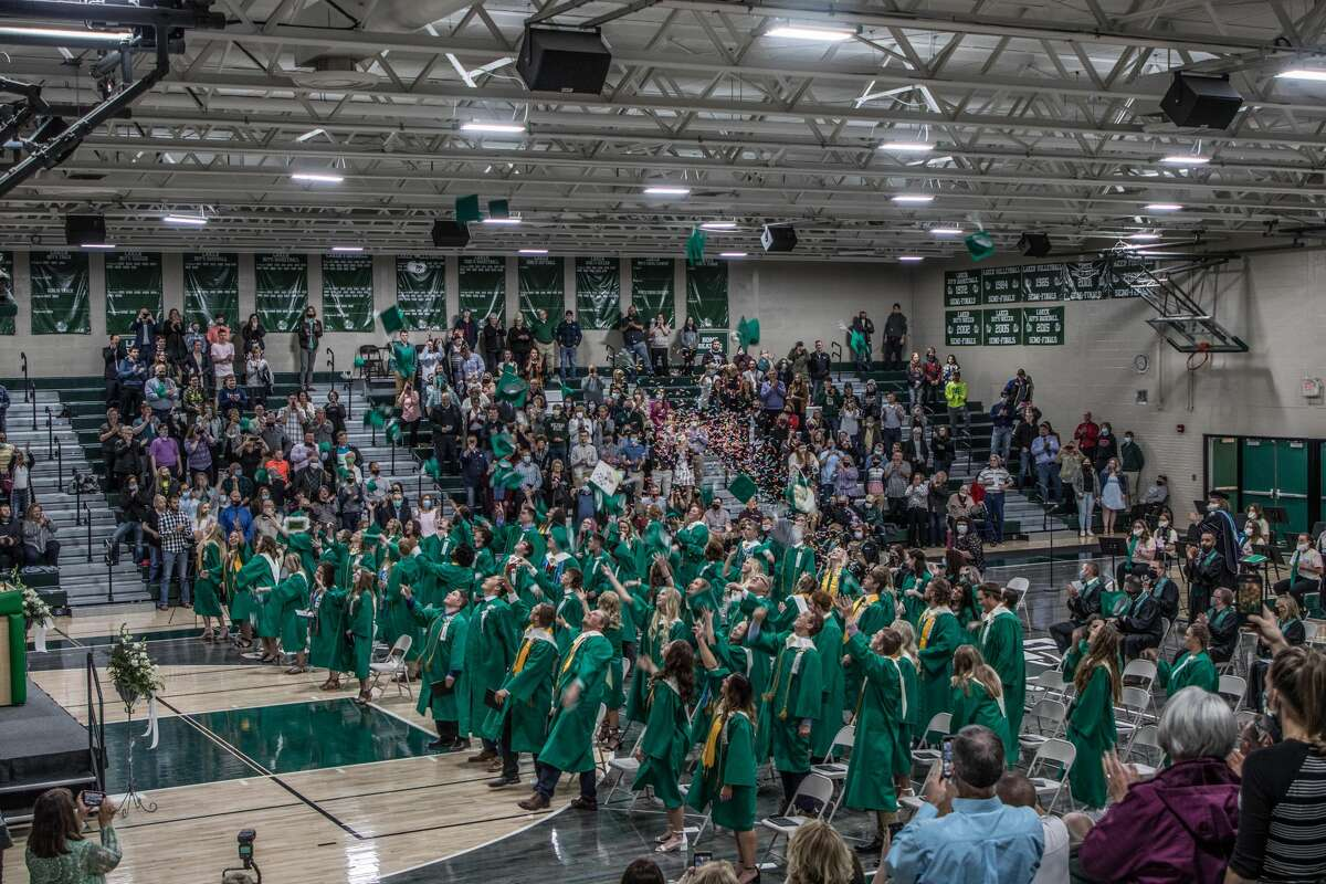 Laker seniors were honored during their commencement ceremony Friday, May 28.