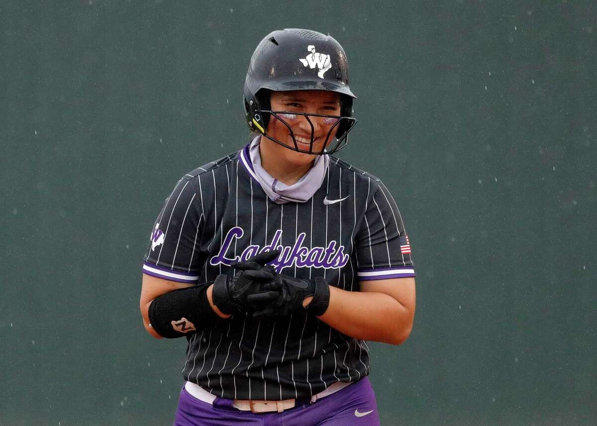 Marissa Fletcher (14) of Willis was named the District 13-6A MVP.