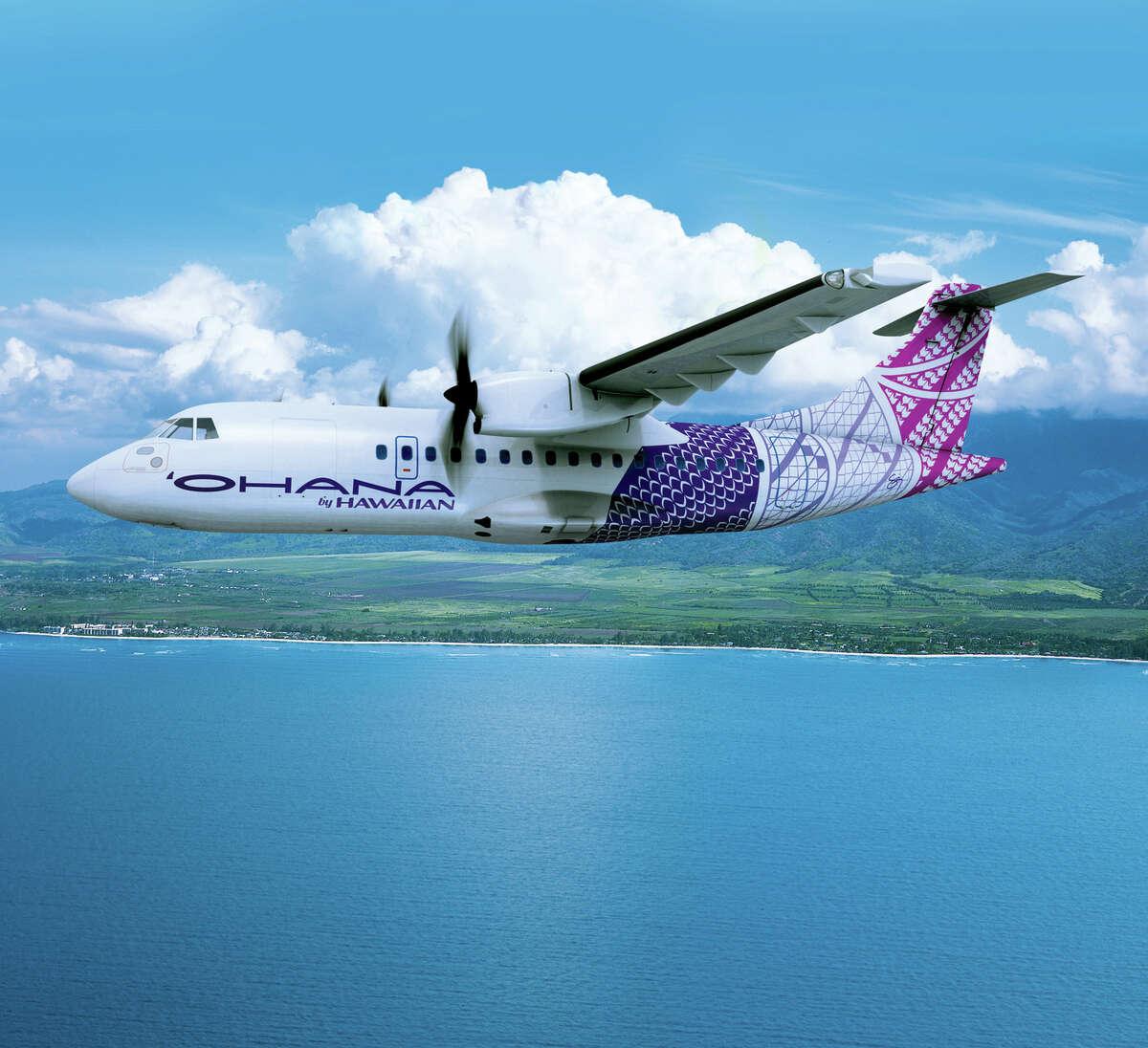 Ohana de Hawaii Airlines