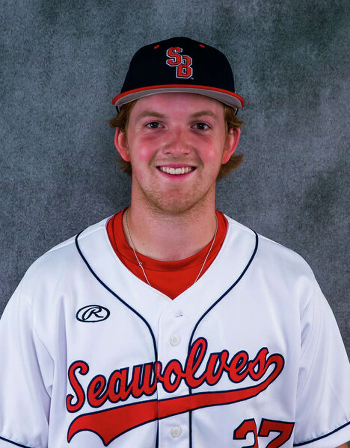 Stony Brook baseball junior Brad Hipsley of Saratoga Springs said the abrupt end of the season on May 30, 2021 reminded him of the sudden end of the 2020 season. (Stony Brook athletic communications)