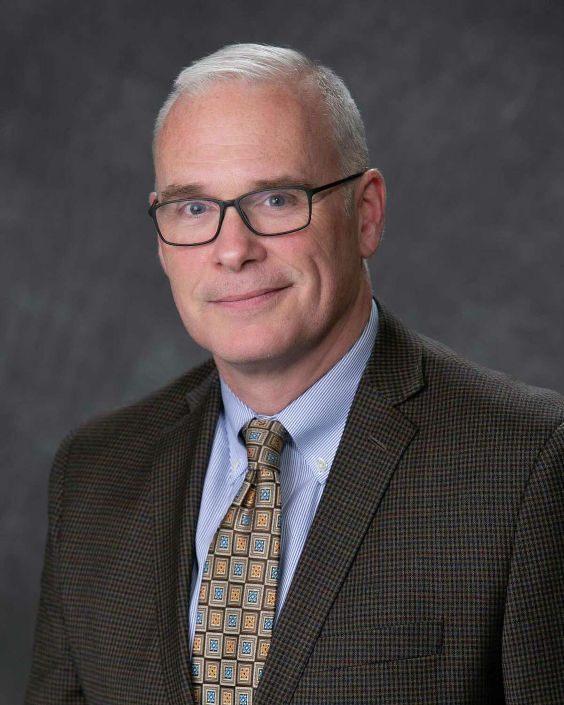 Guilford School Superintendent of Schools Paul Freeman