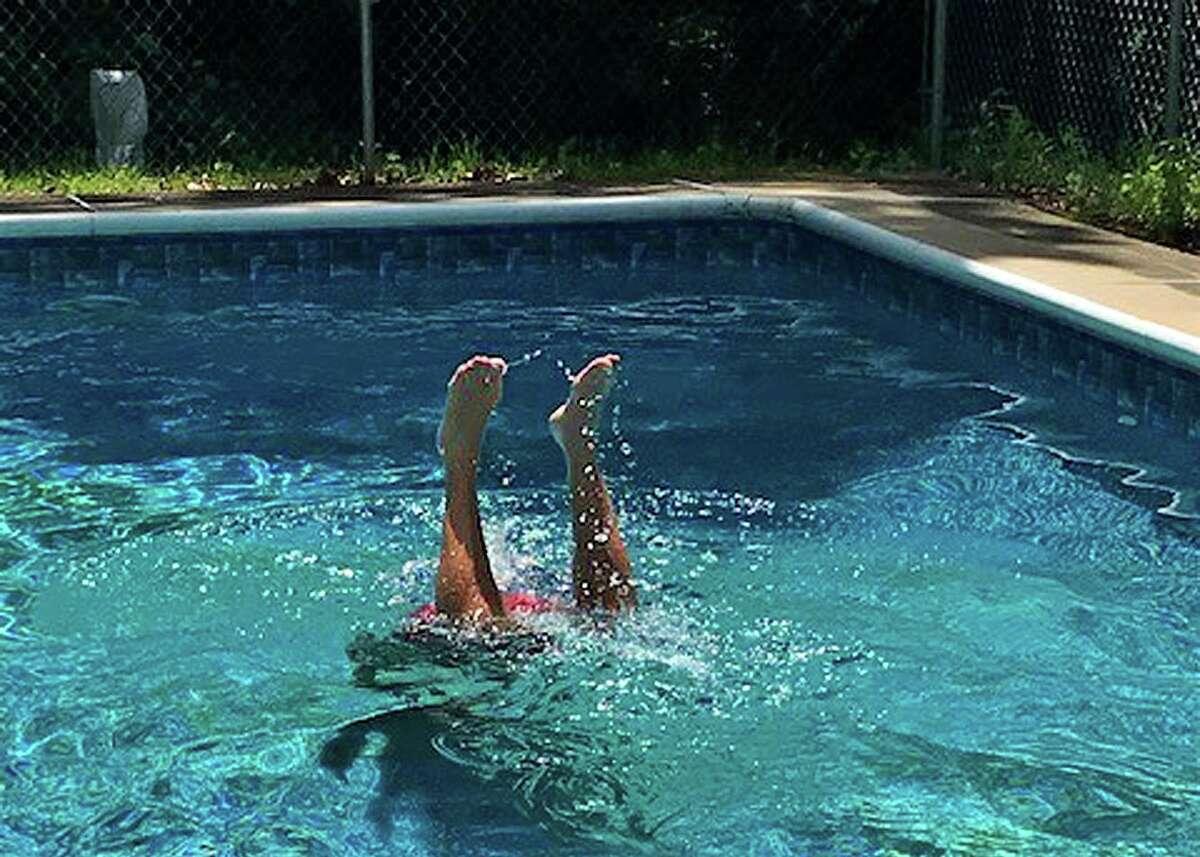 Pool vs sprinkler?