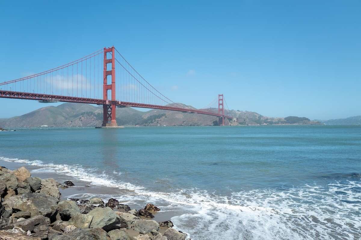 Derreumaux will travel under the Golden Gate Bridge on his trip to Hawaii.