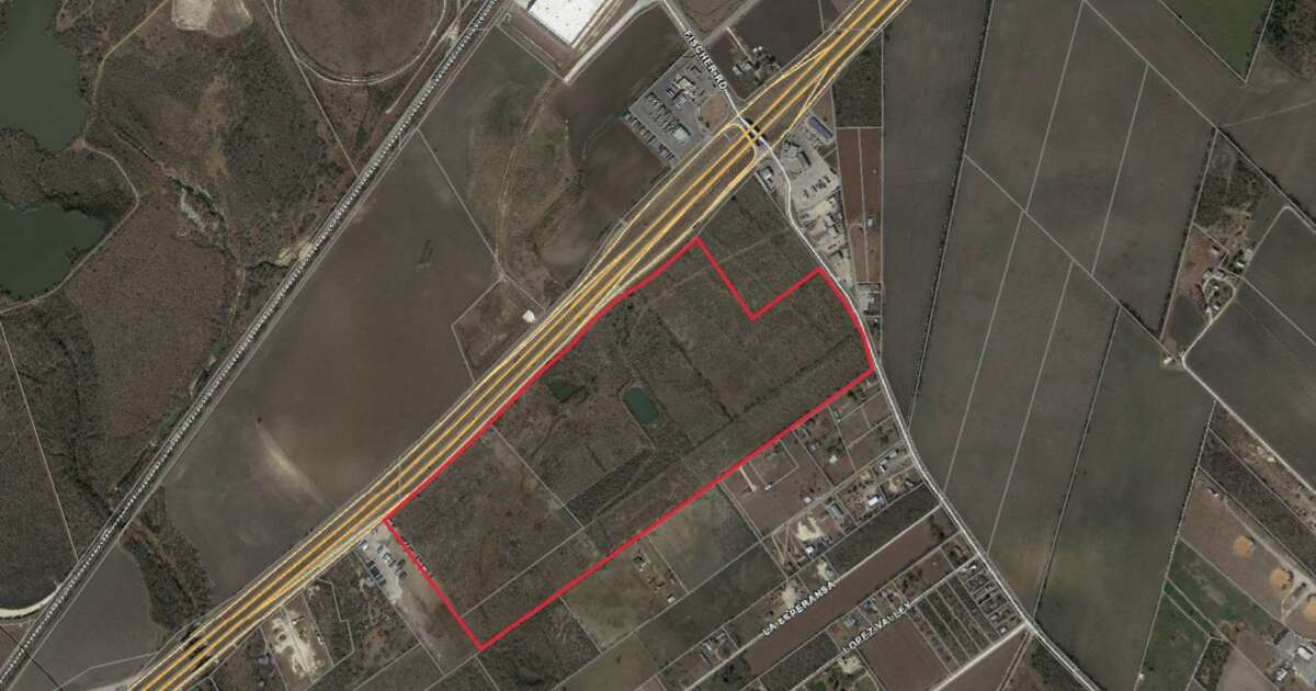 Lennar Corp. wants to build a subdivision west of Interstate Highway 35 and Fischer Road.