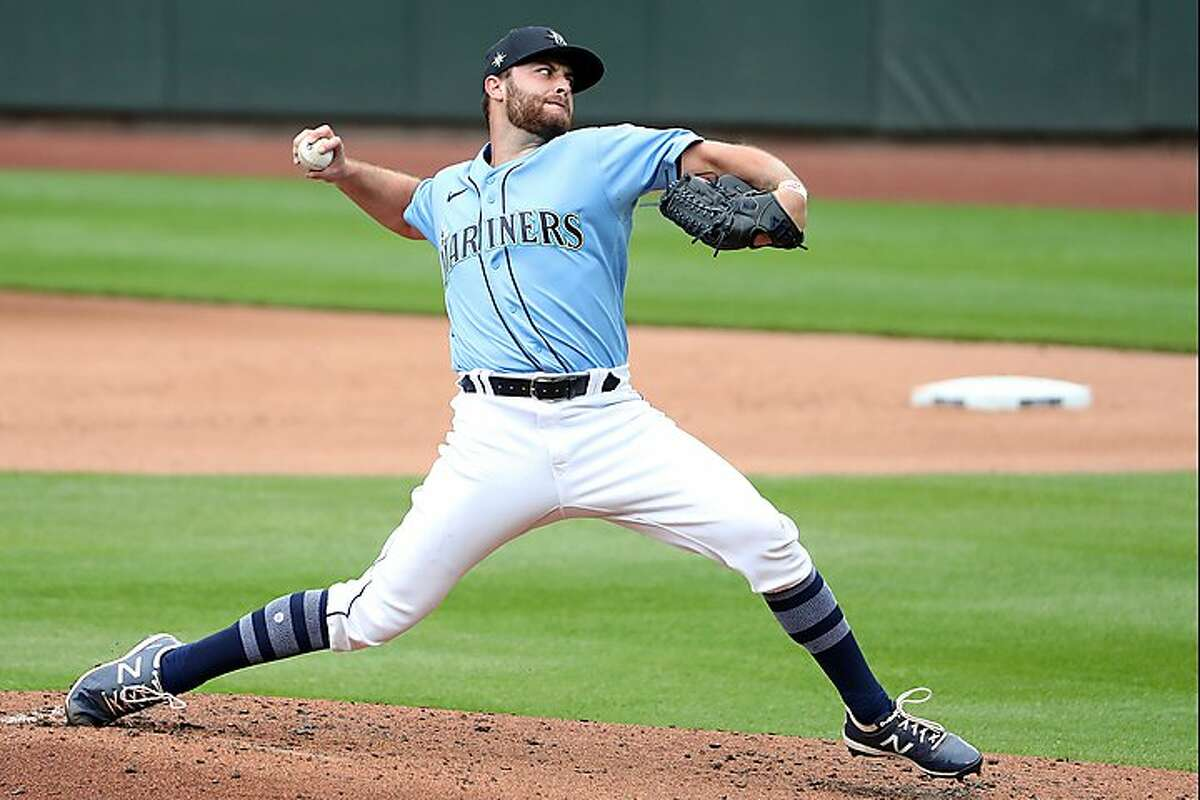 The Giants have acquired San Jose native Sam Delaplane from the Mariners.