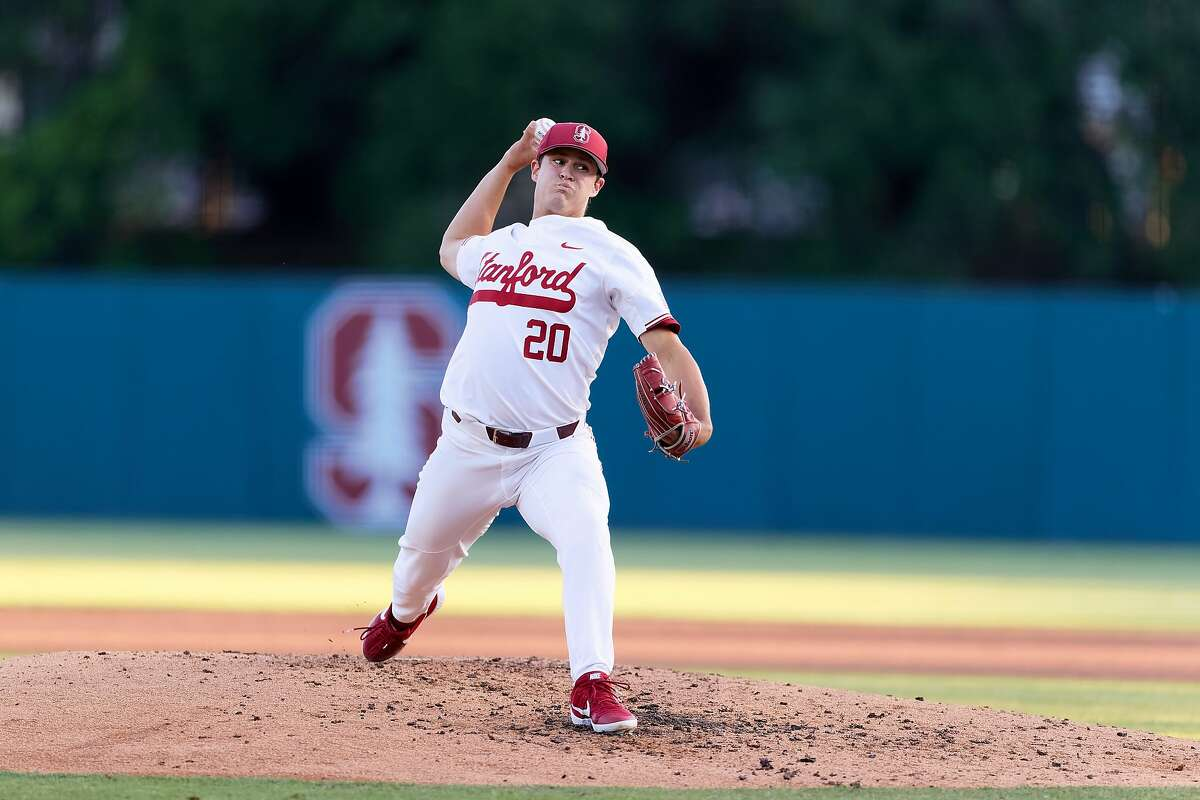 Pac-12 Pitcher of the Year Brendan Beck is scheduled to start for Stanford in the opener of a super regional at Texas Tech at noon Friday (ESPNU).