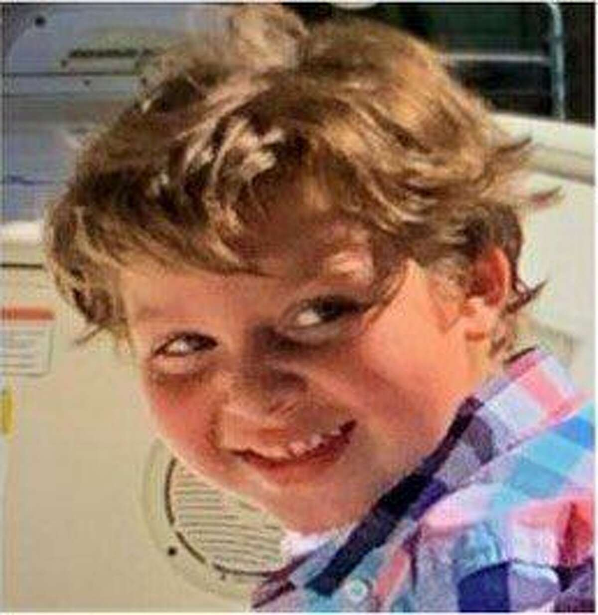 Houston police are searching for 6-year-old Samuel Olson, who was reportedly taken Thursday, May 20, 2021, from his southwest Houston home, according to his missing person report. Police are trying to verify the credibility of that report, said HPD Assistant Chief Larry Satterwhite.