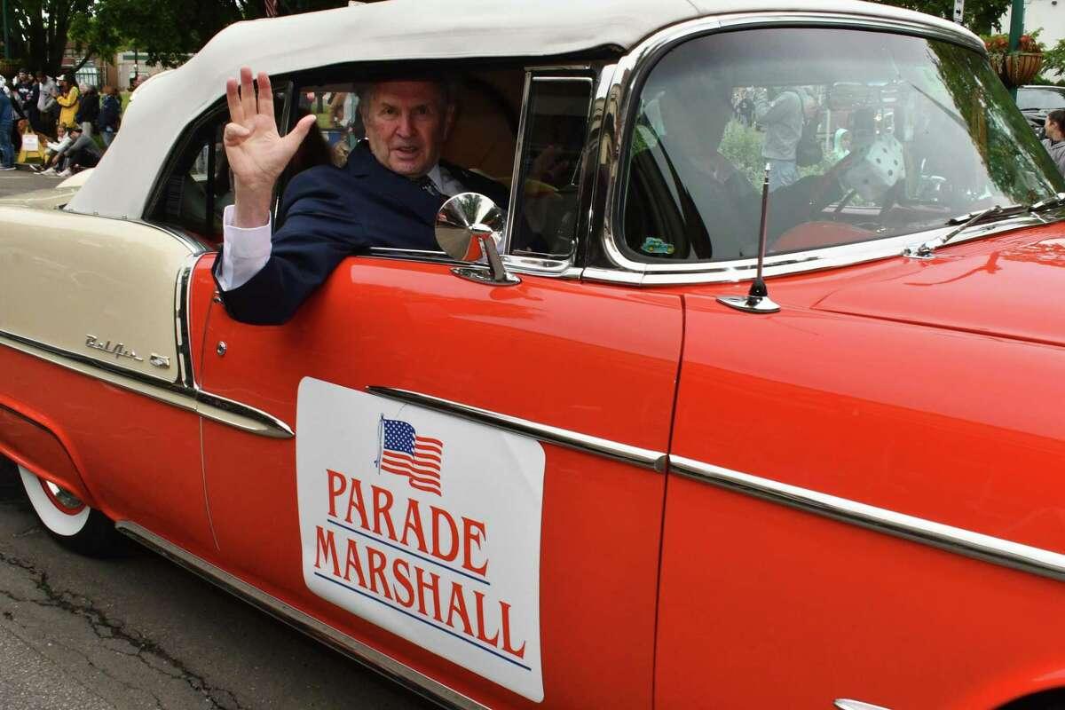 Parade Marshal Richard Greenalch Sr.