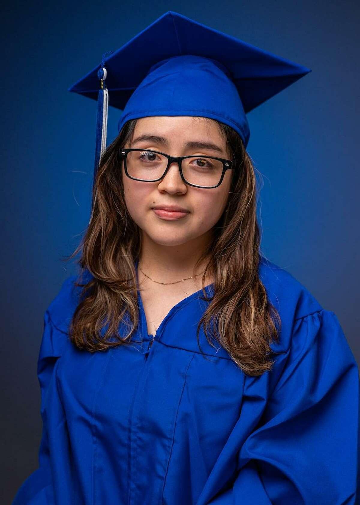 Galilea Luna, Dekaney High School Salutatorian