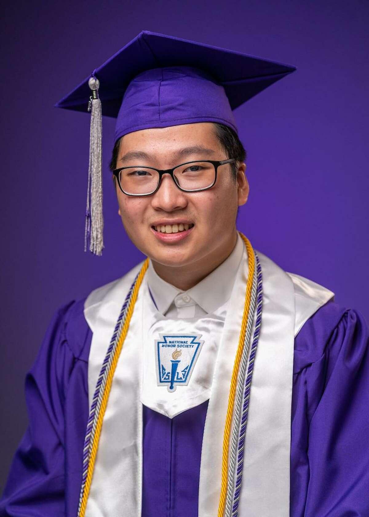 Cody Chou, Spring Early College Academy Valedictorian