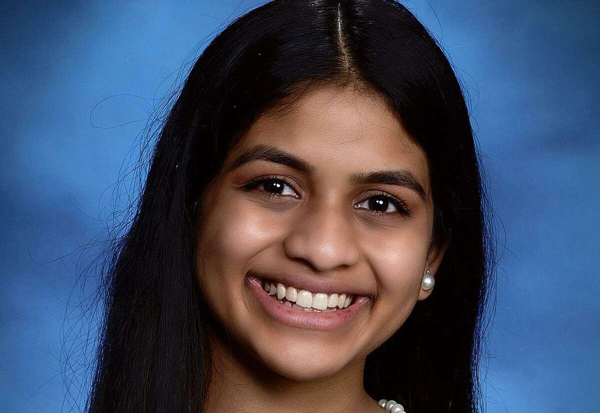 Sneha Shenoy, Valedictorian Klein High SchoolCollege-Harvard University Major-Psychology, Public Health