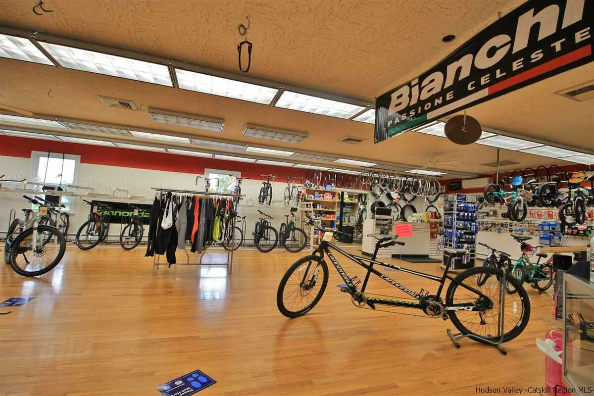 Kingston Cyclery normally has 200 bikes on the floor. Now, its in-store inventory is just 20, as high demand for bikes in the pandemic continues to stretch available supply.