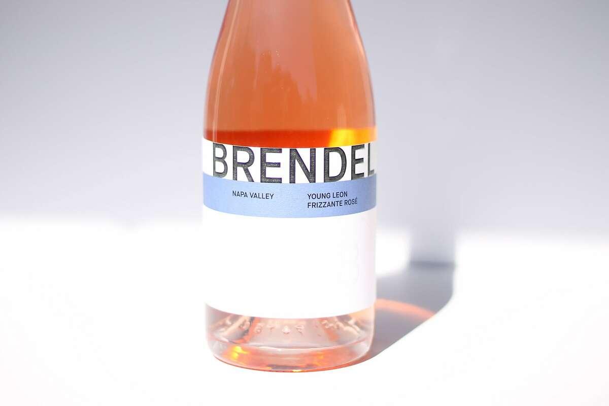 Brendel Young Leon Frizzante Rose Napa Valley 2019 ($35, 12%)