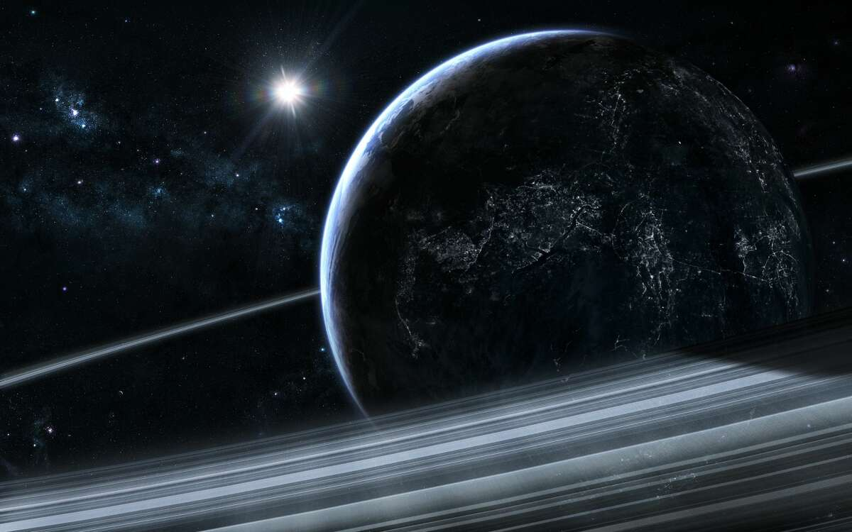 Scientists have discovered elements of the most basic building blocks of life on Earth floating out in the spaces between stars.  - 1200x0 - Alien city lights and a new space race between U.S. and China