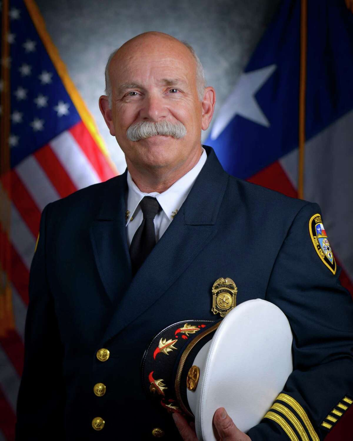 Fire Chief George McAteer takes over Harris County Emergency Services District No. 48 on Tuesday, June 1.