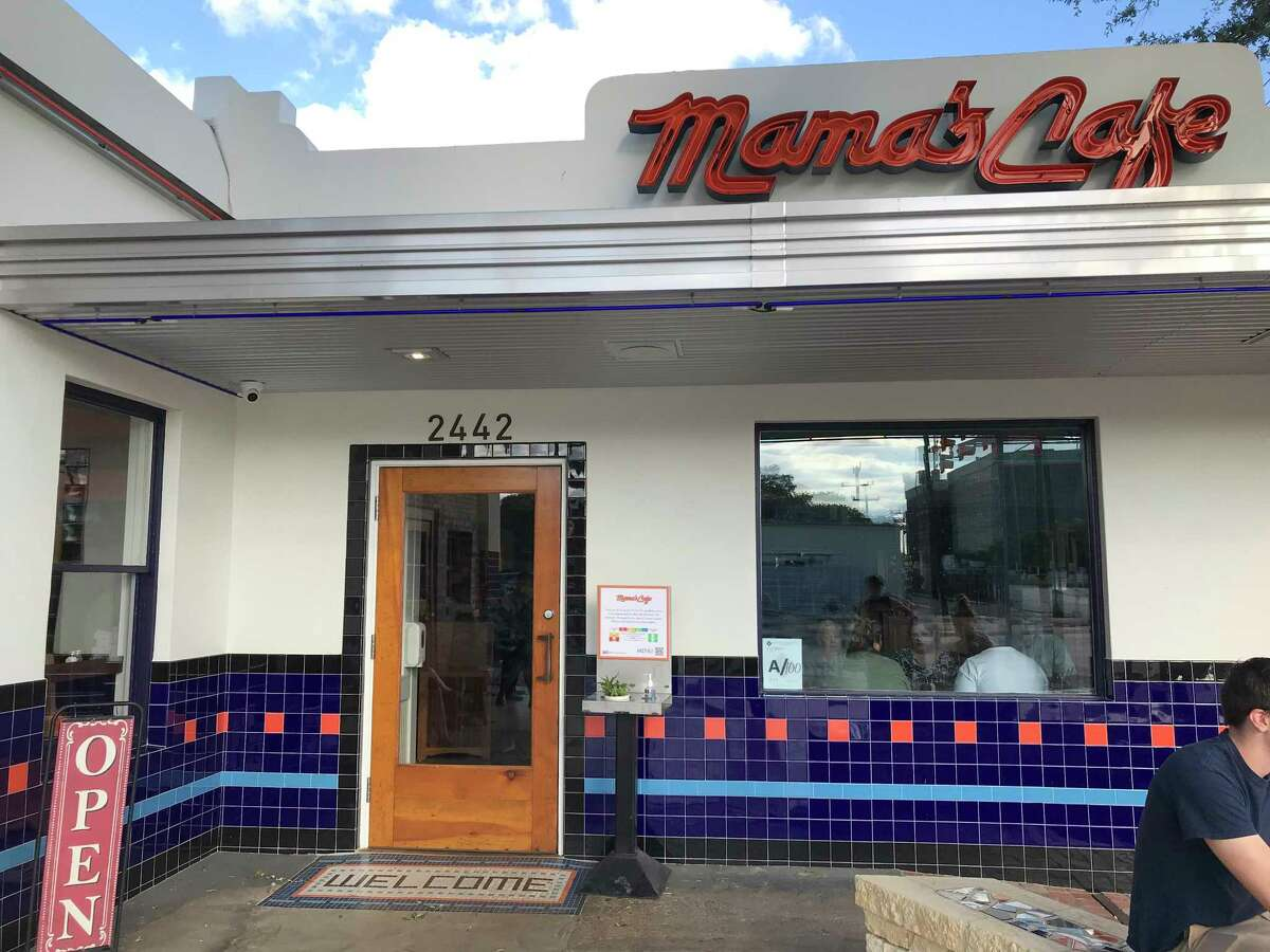 Mama's Cafe has undergone a significant makeover.