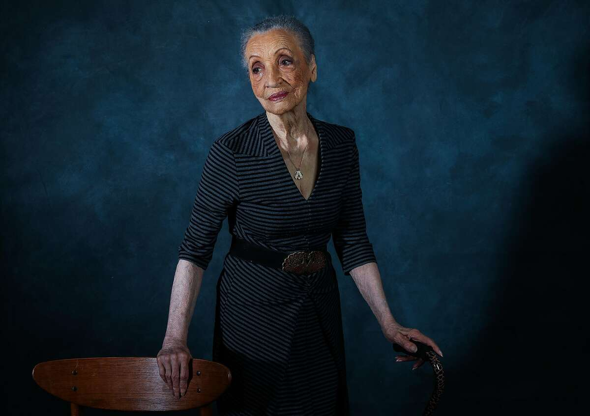 Betty Reid Soskin, 99, author, historian and the country's oldest national park ranger.