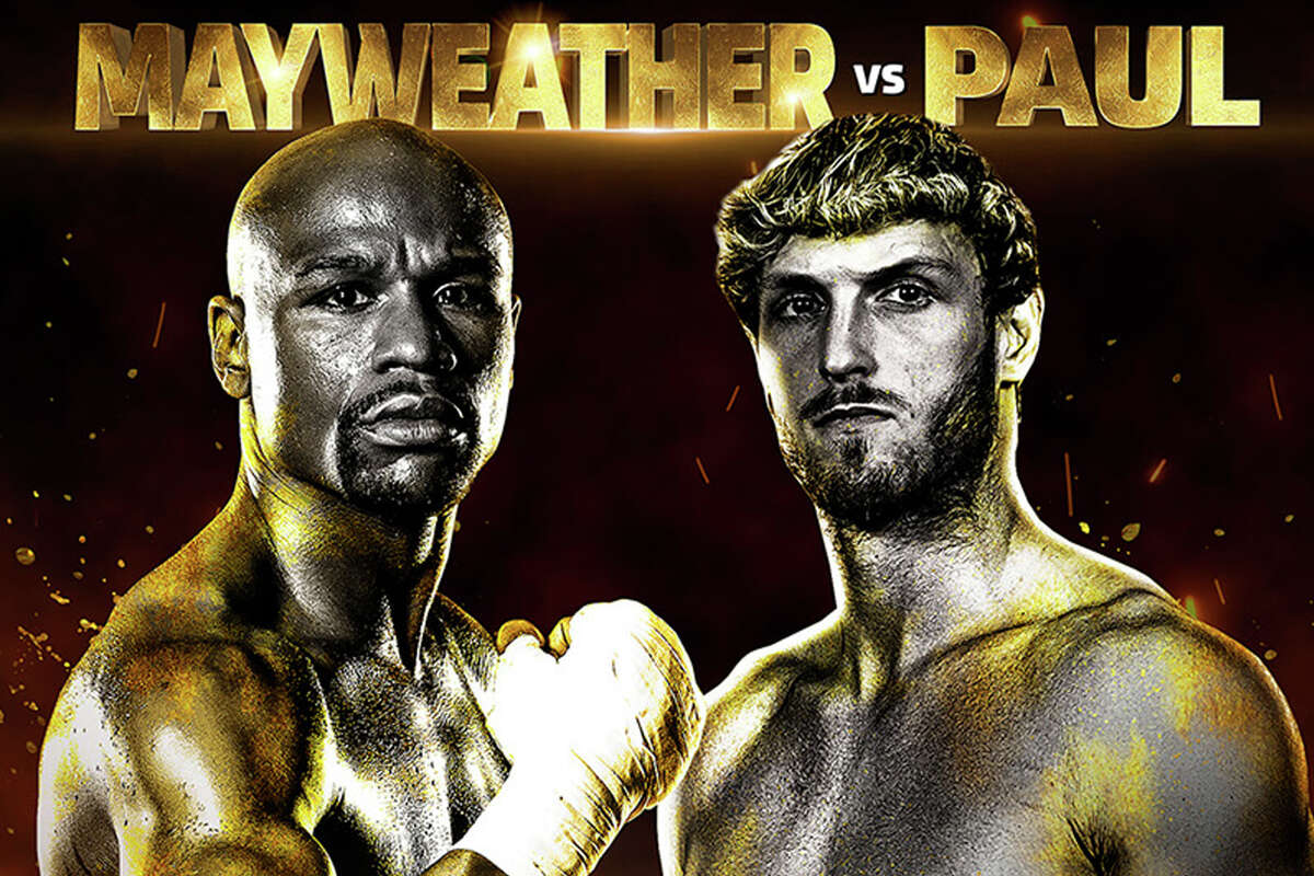 Mayweather vs. Paul, 8PM ET on Showtime