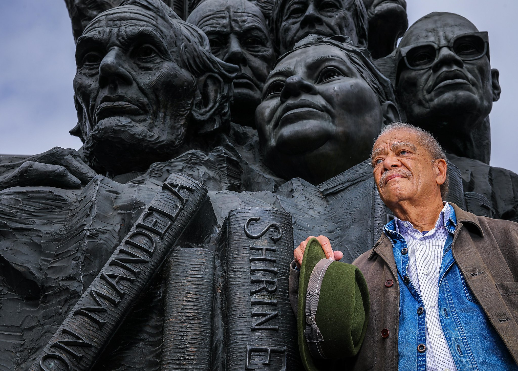Walter Riley fought segregation in the South. Today, he's still fighting for Black people in Oakland