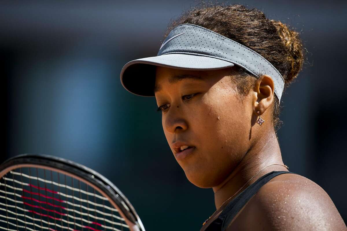 Naomi Osaka cited mental health concerns in withdrawing.