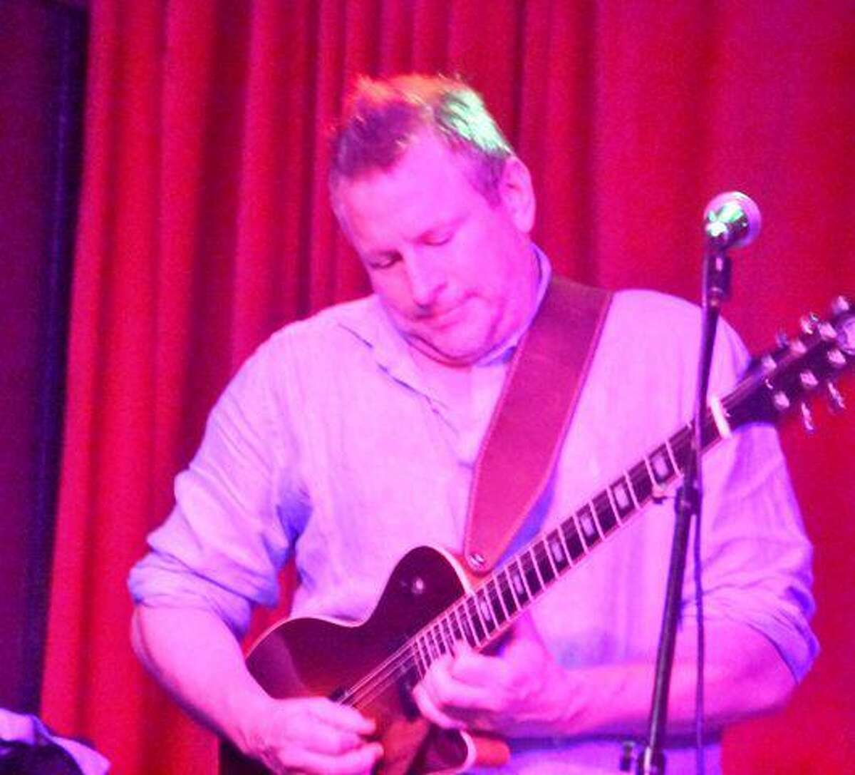 George Lesiw and friends are performing at Fast Eddie's Billiards Café on Saturday.