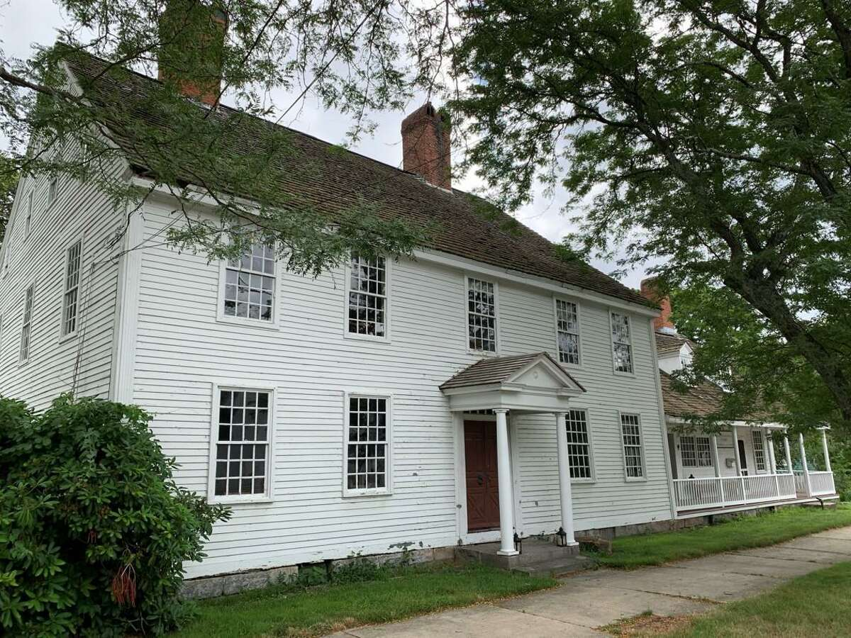 The Adam Stanton House is a participant in Connecticut Open House Day on June 12.